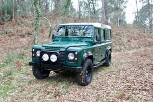 Restomod Land Rover Defender 1993, Kembali Ke Habitat Aslinya