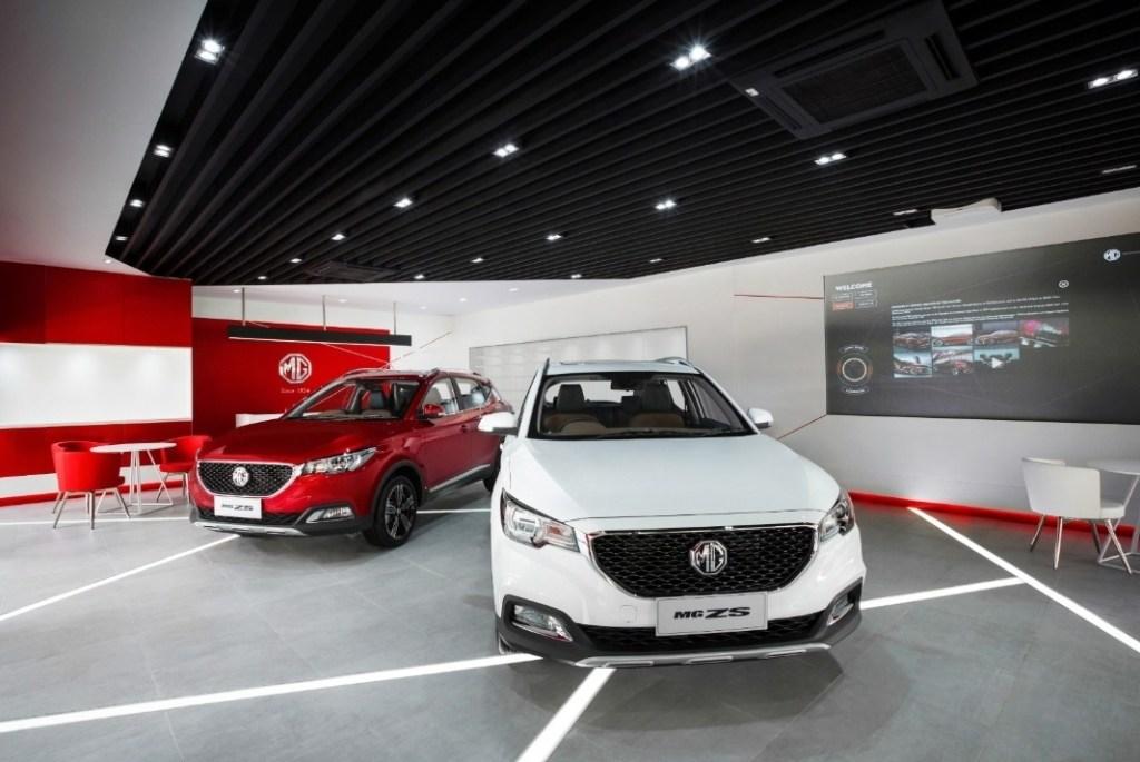 MG Motor Indonesia Pastikan Unit ZS Untuk Konsumen, Bebas Corona