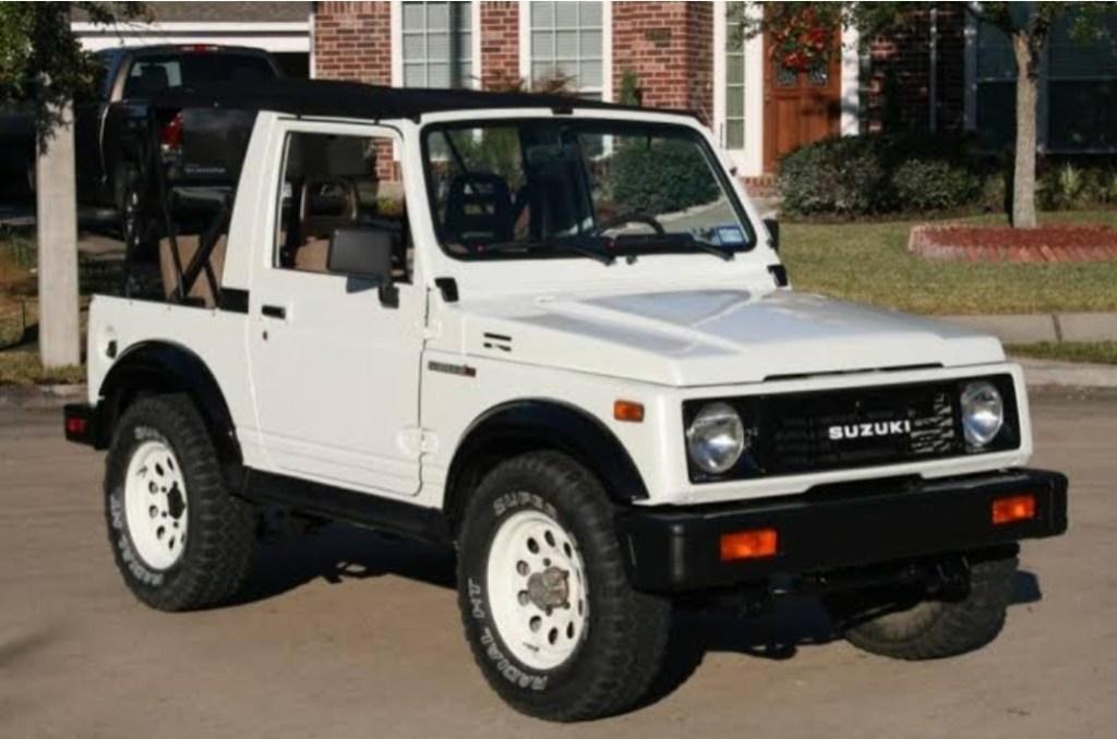 Jimny, SUV Kompak Untuk Mengekspresikan Diri
