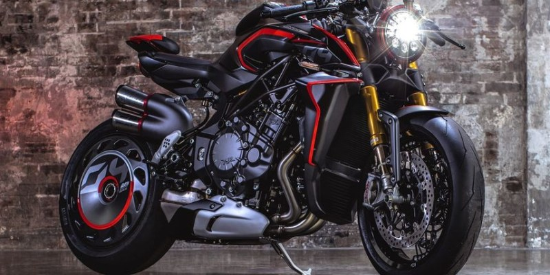 MV Agusta Rush Limited Edition Hyper Naked, Hanya 300 Unit di Dunia