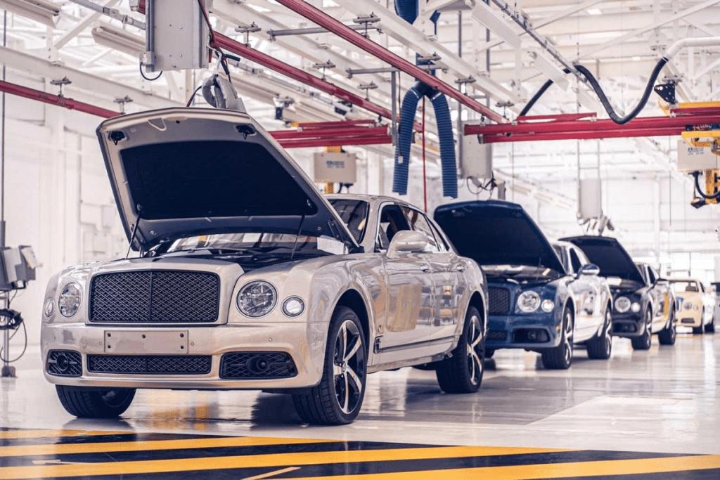Bentley Resmi Stop Produksi Mulsanne