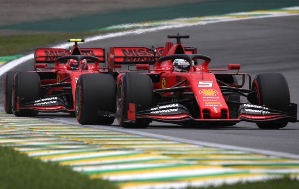 Ferrari Gelar Uji Coba di Mugello