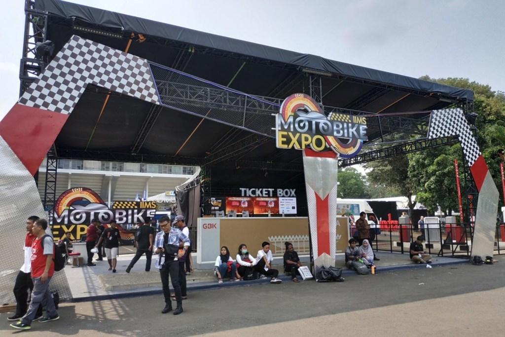 IIMS Motobike Expo 2020, Akan Ada Segmen Jual Beli