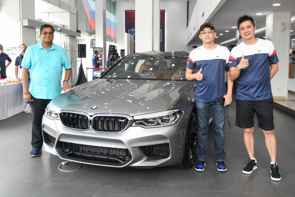 BMW Indonesia dan MOCI Gelar Kompetisi Balap Virtual