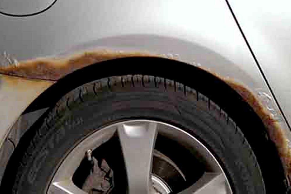 Hindarkan Mobil Dari Karat Dengan Cara Ini