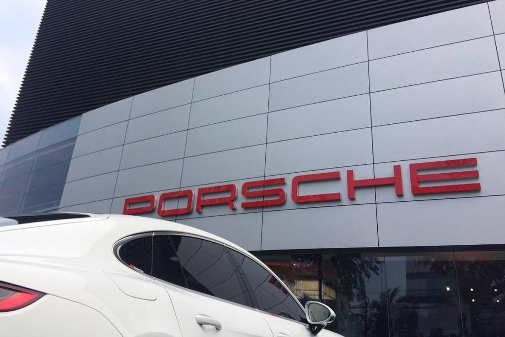 'Porsche Impact', Program Kompensasi CO 2 di 15 Negara