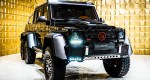 Brabus Mercedes-AMG G 63 6×6, The Coolest SUV In The World!