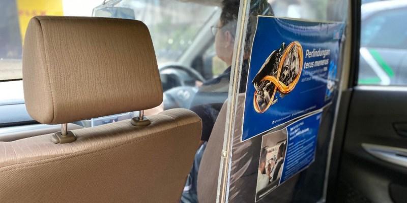 Ditengah Covid-19, Mobil Lubricants Ringankan Beban Grabcar