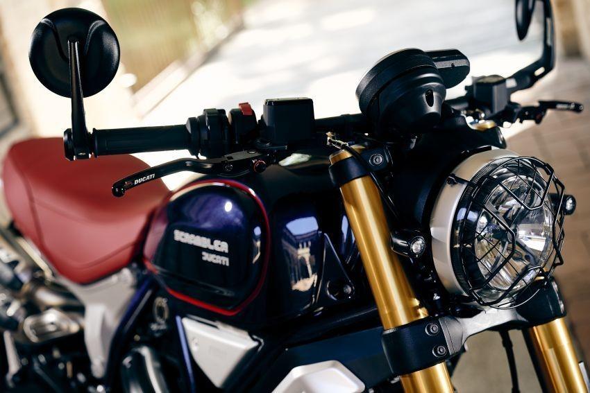 Lawan Covid-19, Ducati Luncurkan Scrambler Edisi Terbatas