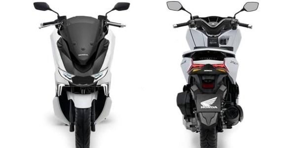 Honda PCX 2021, Tiru Keunggulan Fitur All New Nmax?