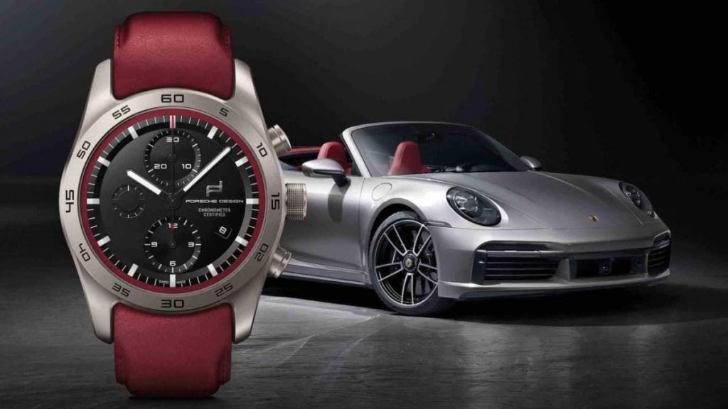 Porsche Luncurkan Jam Tangan yang Bisa Dikustom Sesuai Selera