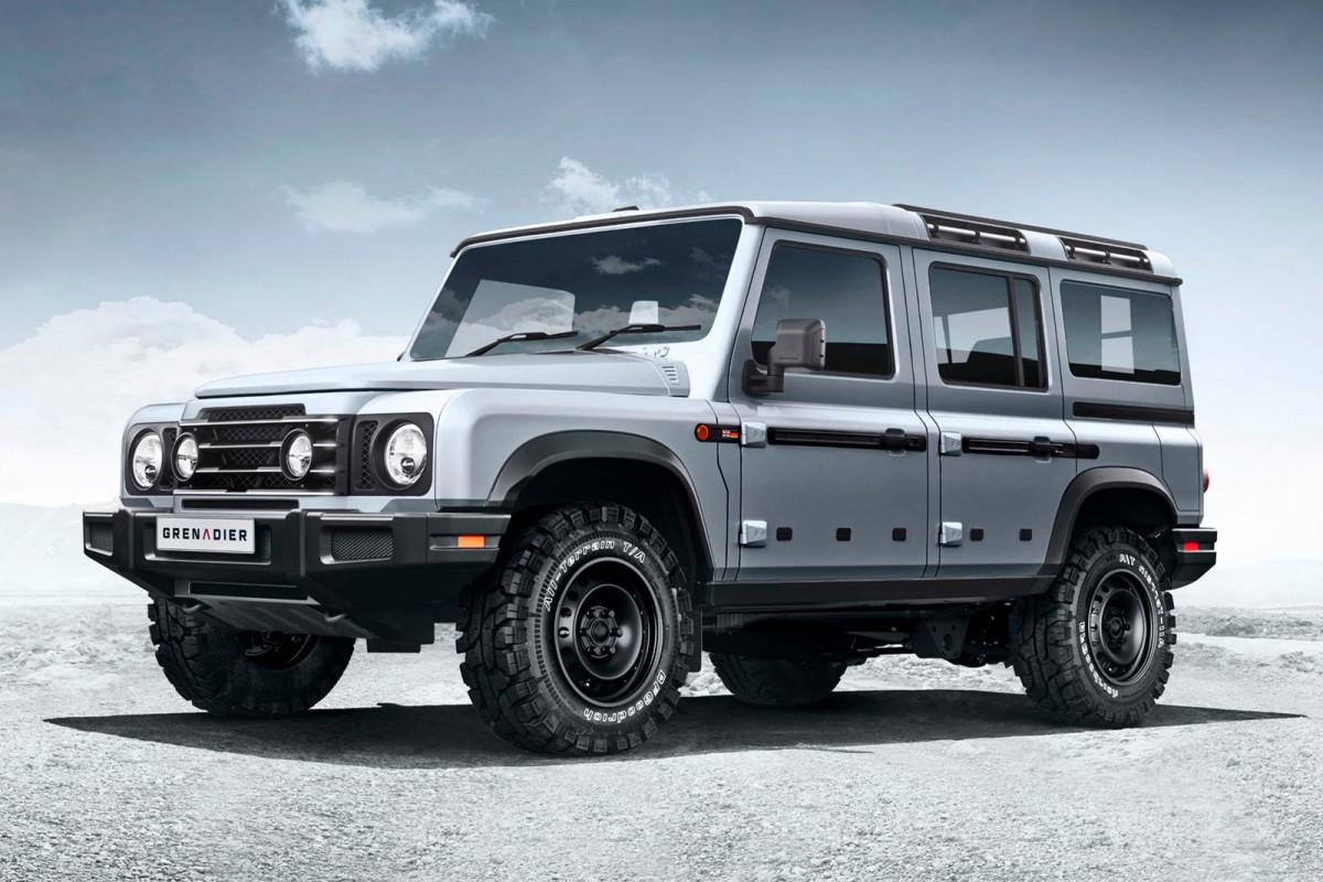 Ineos Grenadier, Reinkarnasi Land Rover Defender Klasik
