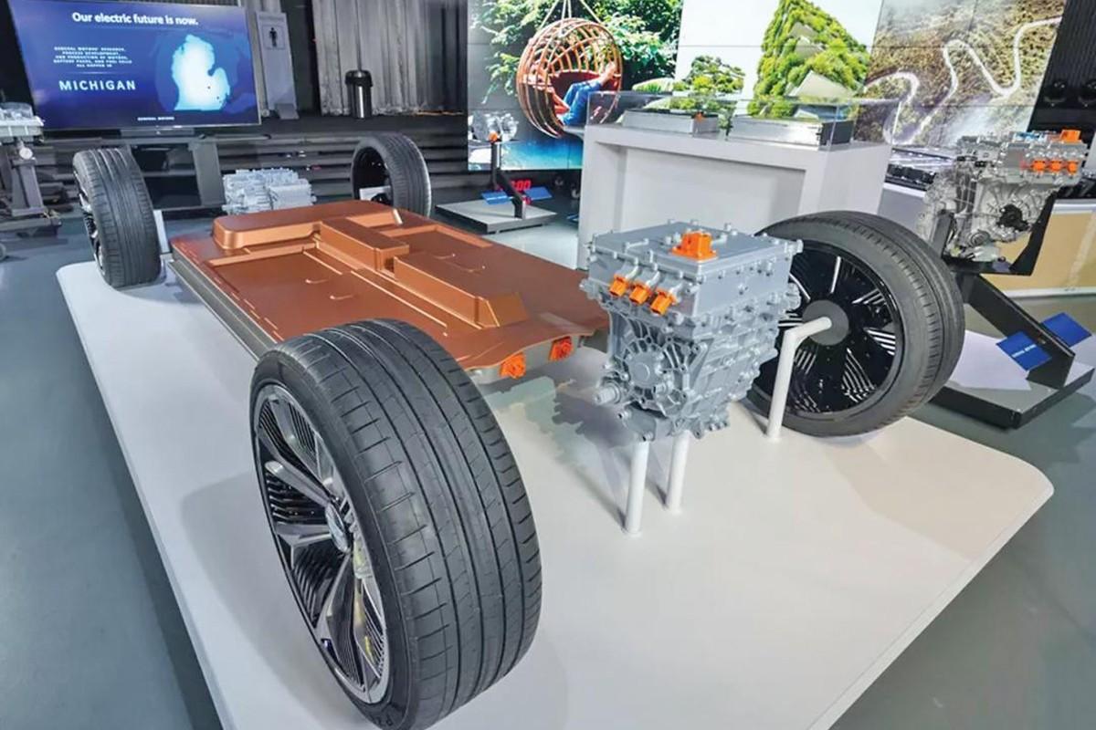 Target IBC, 2025 Mampu Suplai Baterai Mobil Listrik Secara Global