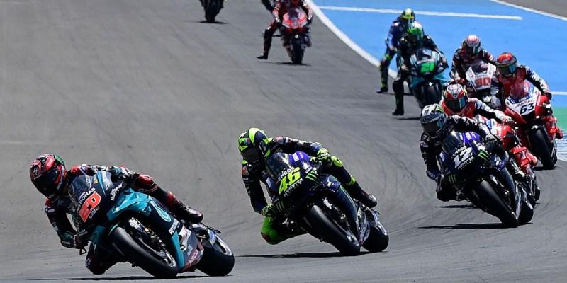 Jelang MotoGP Le Mans, Quartararo Siap Berikan yang Terbaik
