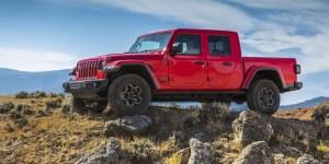Jeep Gladiator EcoDiesel 2021, Paduan Terbaik Efisiensi dan Performa