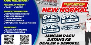 Sambut New Normal, Yamaha Putera Group Berikan Spesial Program