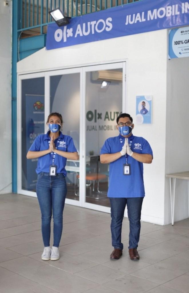 Lebih Flexibel Dan Aman, OLX Autos Tawarkan Solusi Jual Mobil Lebih Instan