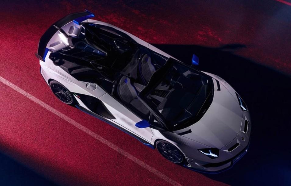 Lamborghini Aventador SVJ Xago, Model Edisi Spesial Bertema Heksagonal