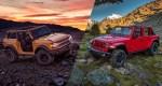 Ford Bronco 2021 VS Jeep Wrangler 2020, Rivalitas Sejati