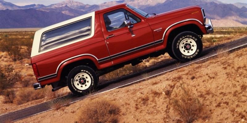 Ford Bronco, Kembalinya Sang Kuda Liar (II)