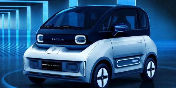 Baojun Luncurkan Dua Mobil Listrik, Hanya Rp 100 Jutaan