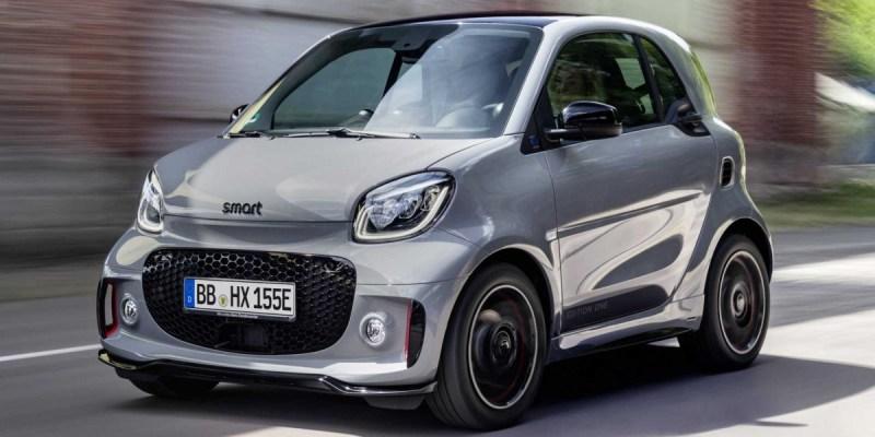 Daimler dan Geely Bentuk Tim Eksekutif untuk Kembangkan Smart