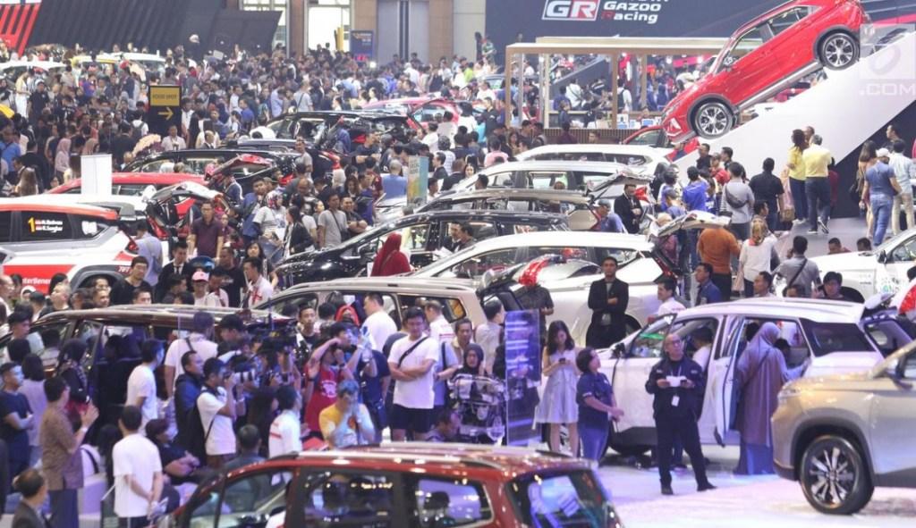 Thailand Pimpin Penjualan Mobil di ASEAN