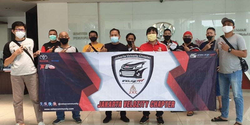 Kopdar Santai ala Jakarta Velozity Chapter