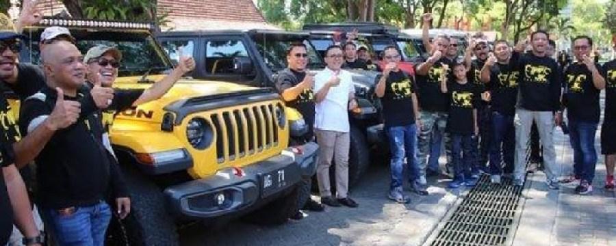 Komunitas JK Owners East Java Eksplorasi Banyuwangi