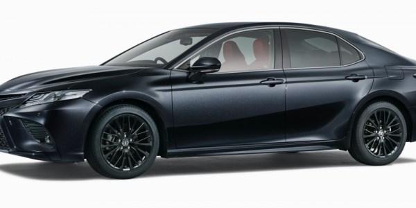 The Black Edition, Hadiah Ulang Tahun ke-40 Toyota  Camry