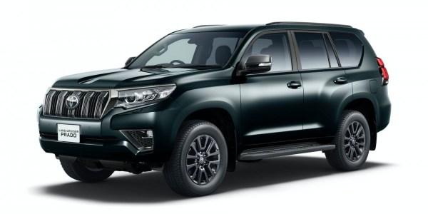 Toyota Land Cruiser Prado, Semakin Bertenaga dan Eksklusif