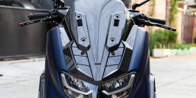 Ini Aksesori All New Yamaha Nmax Terbaru dari GMA