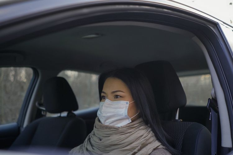 Pakai Mobil Pribadi? Patuhi Protokol Kesehatan