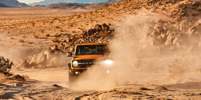 ECU Tuning Ford Bronco, Misi (Nyaris) Mustahil