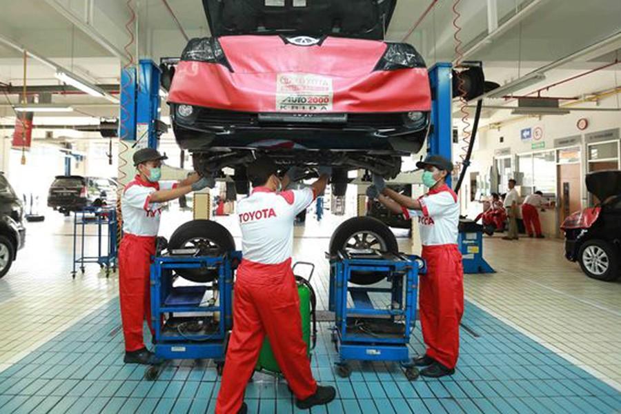 September Ceria, Auto 2000 Berikan Keringanan Biaya Perbaikan