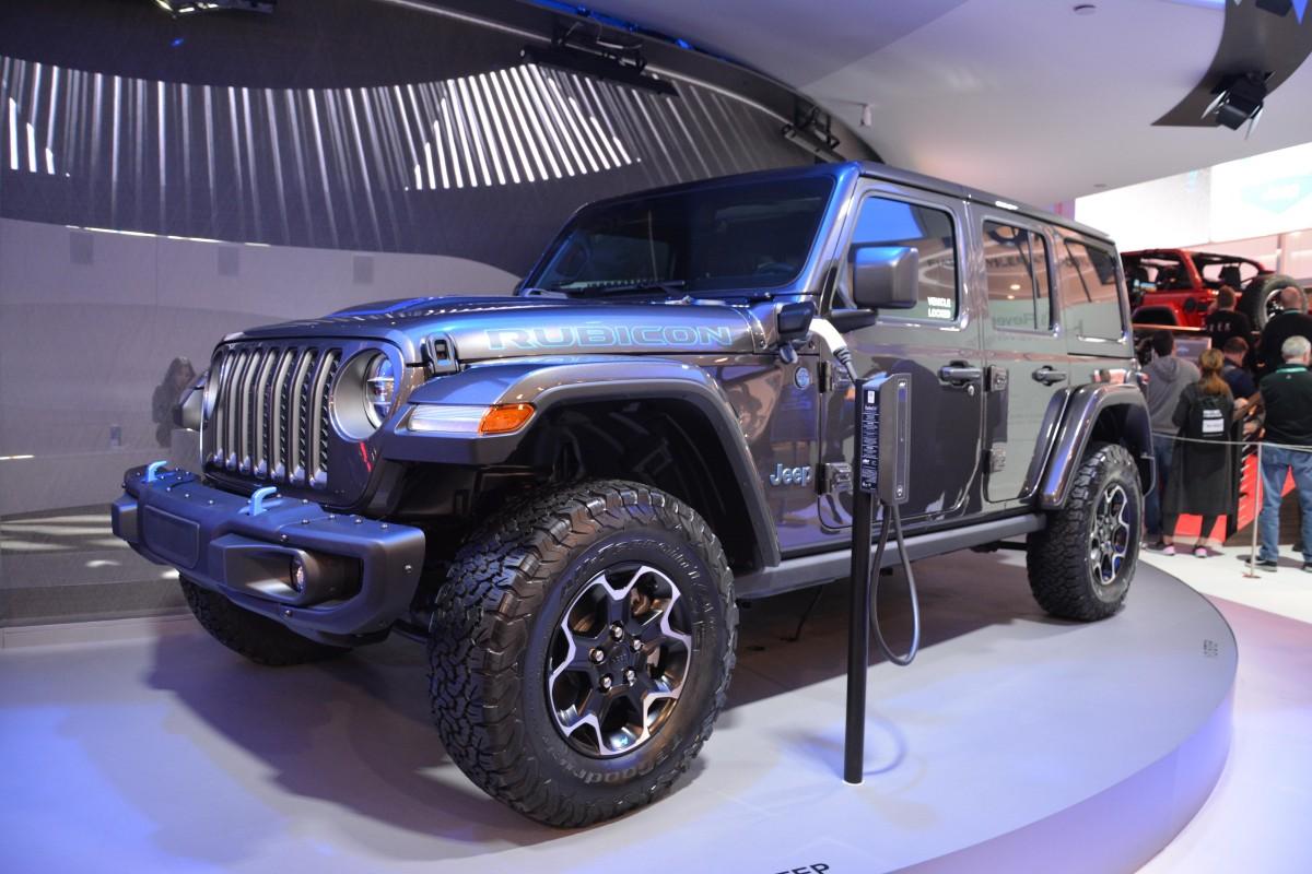 Jeep Wrangler 4xe Plug-In Hybrid Segera Masuk Pasar