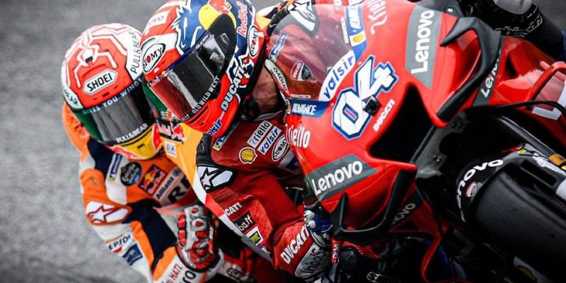 Optimisme Dovizioso Hadapi MotoGP Ceko 2020
