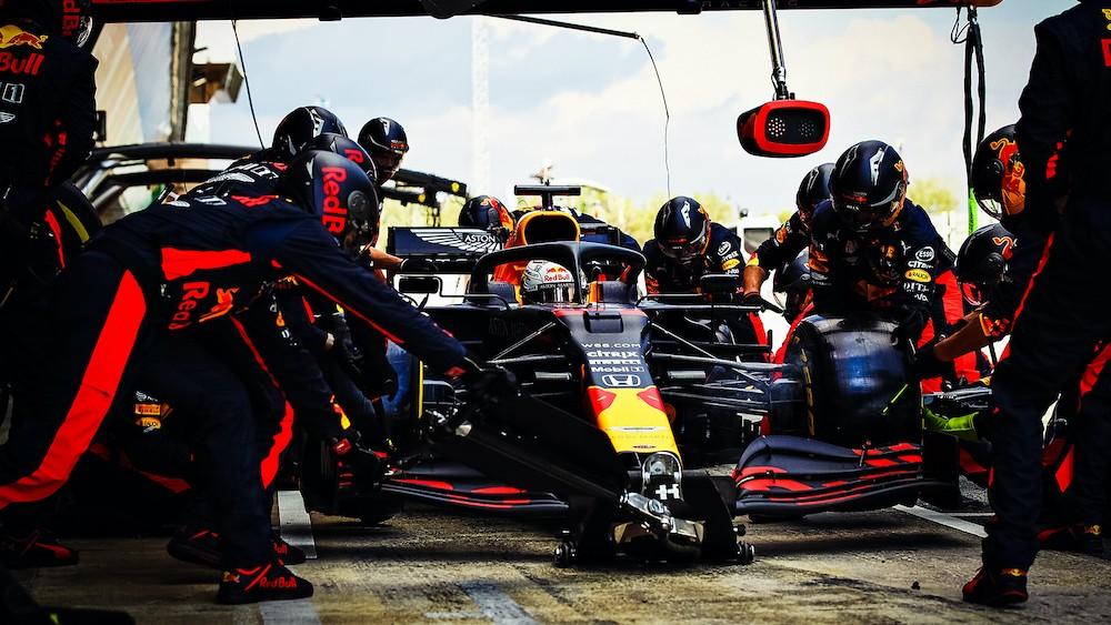 Max Verstappen Raih Podium Kedua Di Grand Prix Spanyol 2020