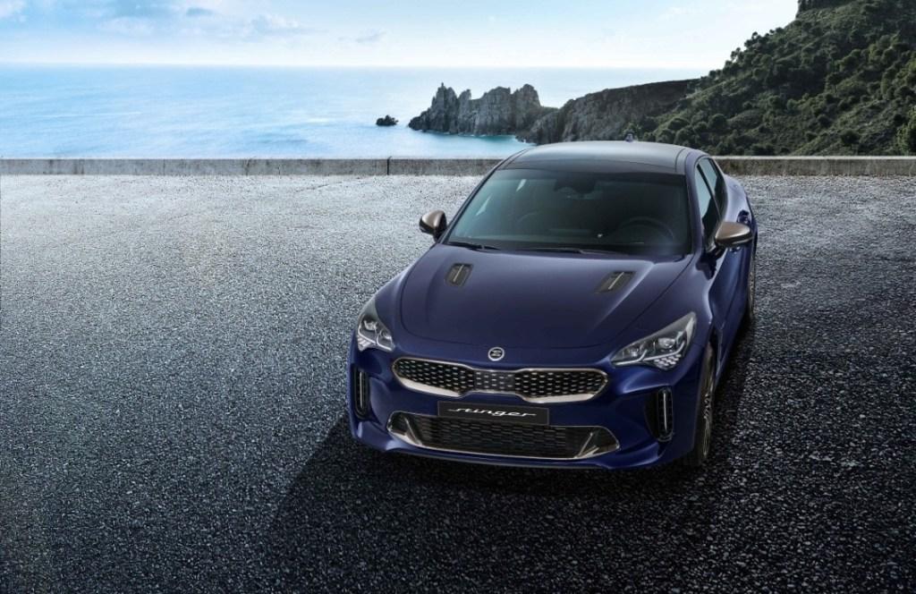 Kia Ungkap Desain Terbaru Untuk Sedan Fastback Stinger