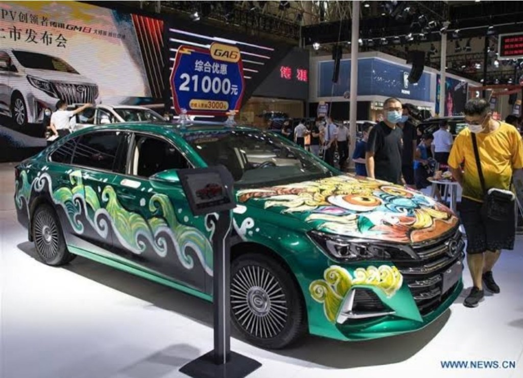 Otomotif Cina Bangkit, Wuhan Gelar The 18th Central China International Auto Show Tahun Ini