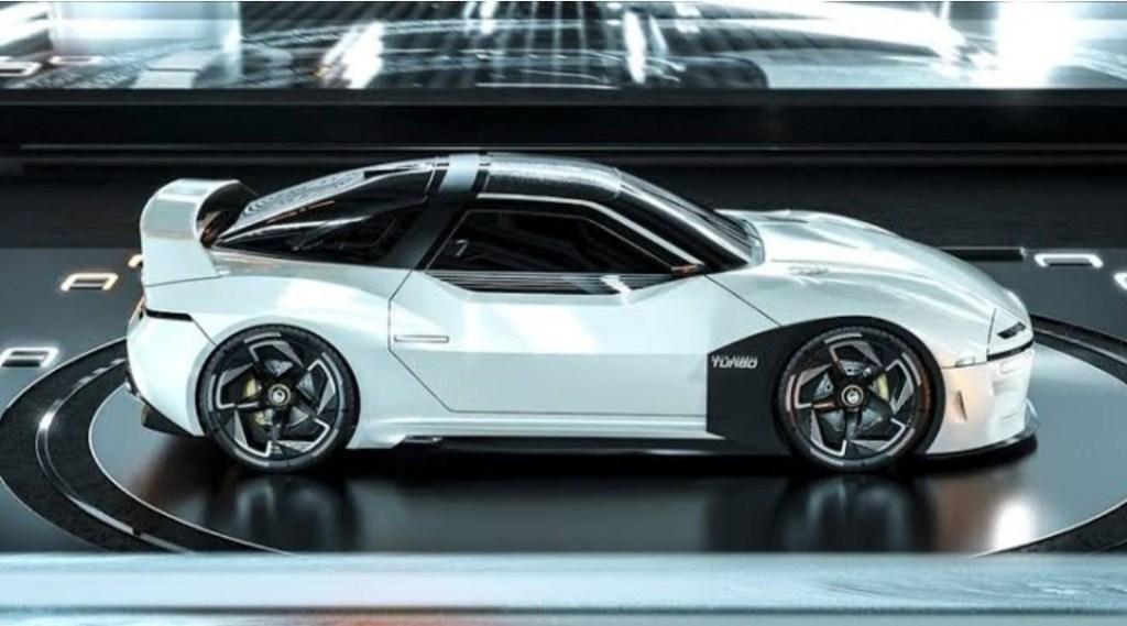 Mitsubishi 4000GT, Sport Car Yang Diharapkan Segera Lahir Untuk Menjadi Penerus 3000GT