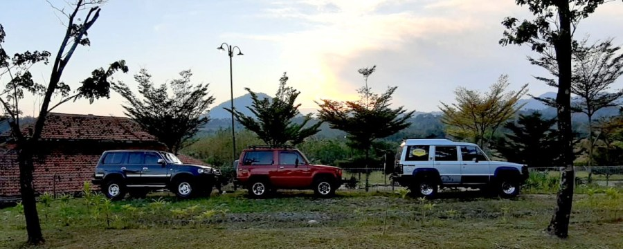 Pilih Ketua Baru, KTI Jaya Gelar Musda Sembari Off-Road
