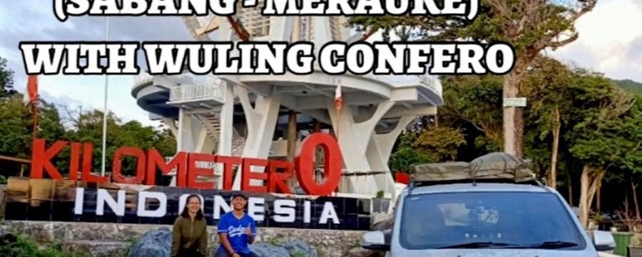 Pria Ini Tes Kekuatan Wuling Dengan Keliling Indonesia