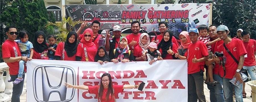 H-JOC, Road To Family Gathering Nasional