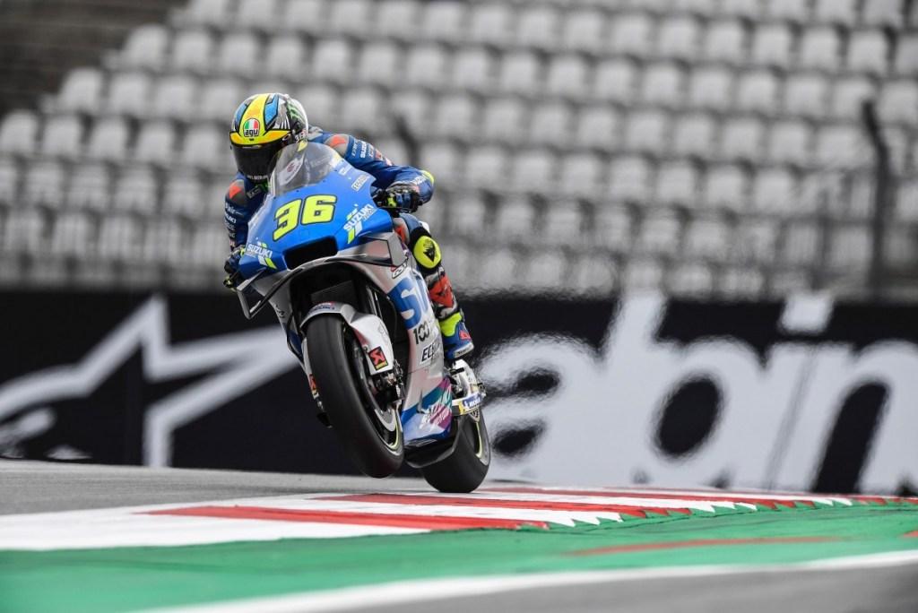 MotoGP Catalunya, Quartararo Podium Pertama