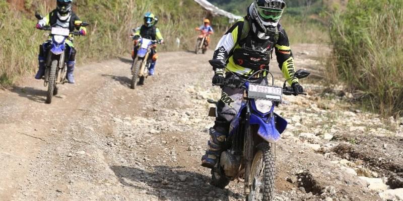 Rayakan HUT RI Ke-75, Yamaha Gelar Fun Adventure WR155R