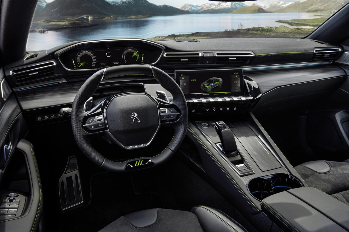 Peugeot 508 Sport Engineered, Sang Singa Jingkrak Terkuat di Bumi