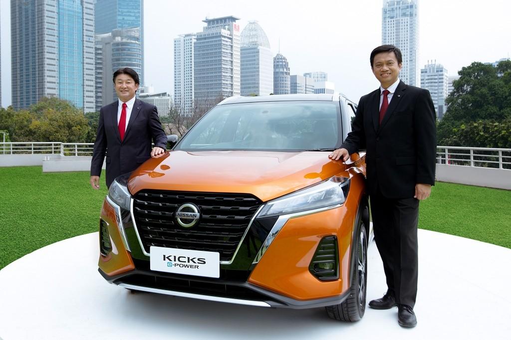 Mobil Listrik Nissan Kicks e-Power Resmi Meluncur, Dijual Rp449 Juta