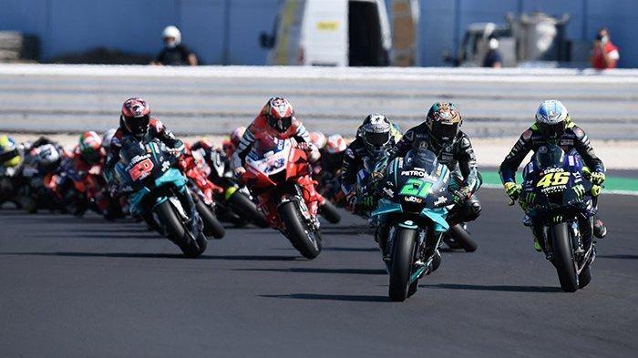 MotoGP Emilia Romagna, Jatuhnya Bagnia Menjadi Berkah Bagi Vinales