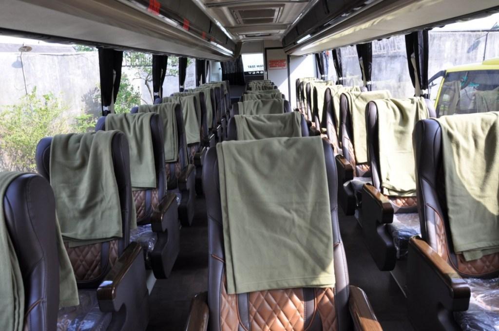 Bus Social Distancing dan Bus Suites Class Makin Diminati